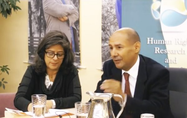 25 Feb 2014 – The Human Rights Situation in Venezuela, Carlos Nieto Palma