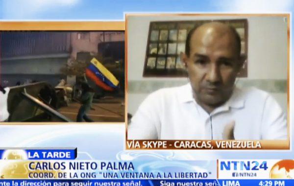"""Venezuela """"cárceles en poder de reclusos"""" y no del Estado: coordinador """"Una ventana a la libertad"""""""