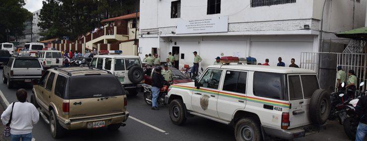 Poliguaicaipuro inició traslado de 101 reos a centros penitenciarios