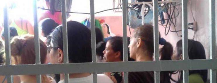 La dramática situación de las reclusas venezolanas