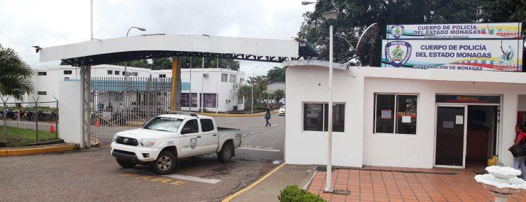 Riña en Polimonagas deja cuatro reclusos heridos
