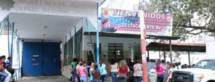Trasladan a 300 presos del Internado Judicial de Trujillo