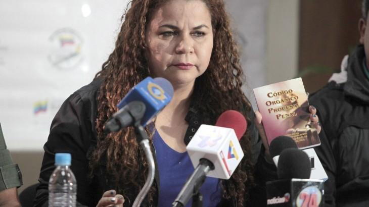 #VIDEO Ministra Iris Varela dio órdenes a los presos antes de matanza de puente ayala