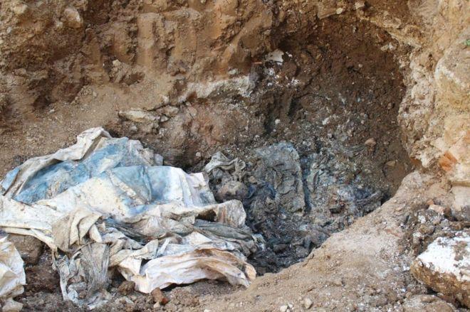 La Fiscalía de Venezuela investiga el hallazgo de 14 cadáveres en la PGV, una cárcel desalojada hace cinco meses