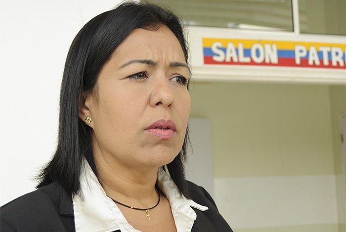 """Liana Reyes: """"Centros policiales no nos pertenecen, son de la Gobernación"""""""
