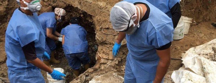 Fiscalía: Se presume la existencia de otros cadáveres en la PGV