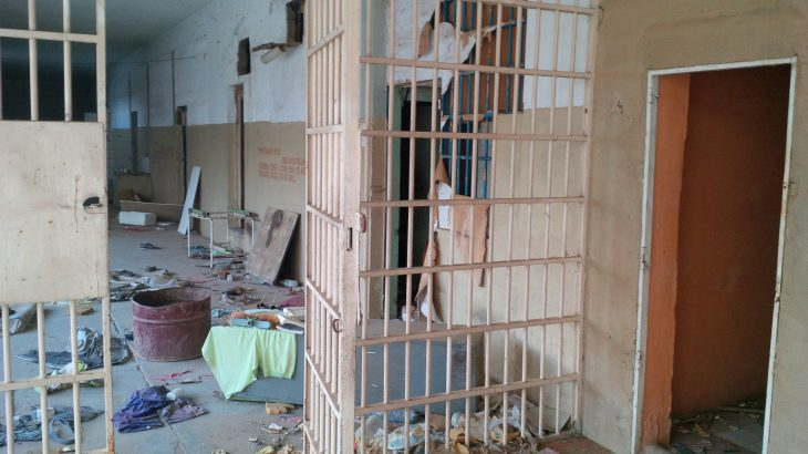 Cárcel fantasma en Sabaneta