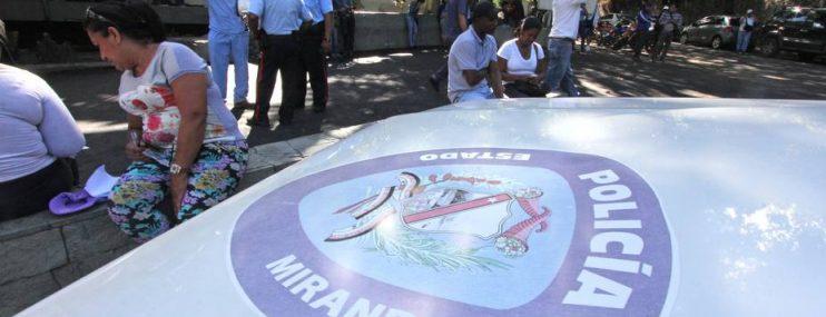 Investigan muerte de 2 presos durante fuga de 10 reclusos en el calabozo policial de la Policía de Independencia ubicada en Santa Teresa, estado Miranda