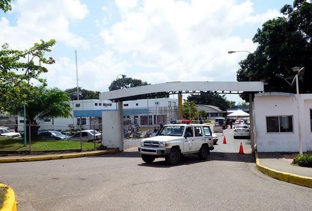 15 detenidos de Polimonagas tienen tuberculosis