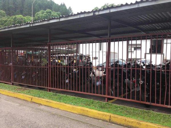 Con escabiosis se están infectando los presos en el Comando Zonal 21
