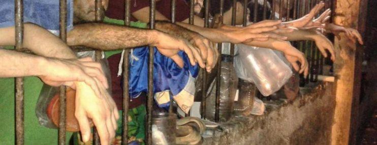 Infierno en la tierra: los centros de detención preventiva de Venezuela