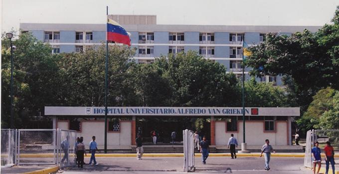 FALCÓN: En el hospital de Coro murió un reo de la Comunidad Penitenciaria