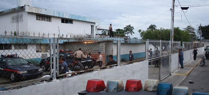 Edo. Zulia: Internos del retén de San Carlos inician huelga de hambre