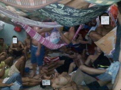 En sede de Cicpc Cumaná conviven 246 presos en calabozos de 5×4 metros cuadrados