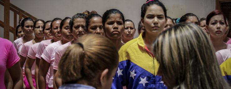 Detenidas trasladadas del penal de Margarita están enfermas, solas y desprotegidas