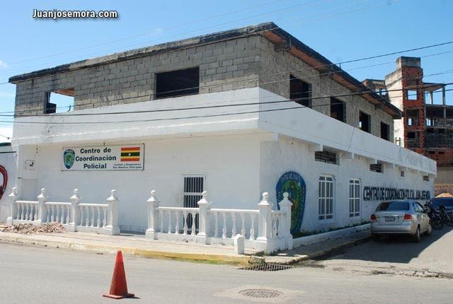 Controlado motín en comando policial municipal de Juan José de Mora, Edo. Carabobo