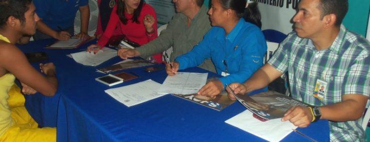 Privados de Libertad del CICPC San Fernando recibieron jornada de atención integral en anticipó al plan Cayapa.