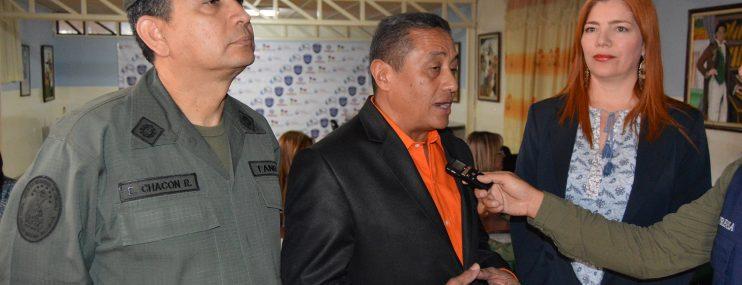 Ministerio de Servicio Penitenciario anunció atención para 807 privados de libertad en Mérida
