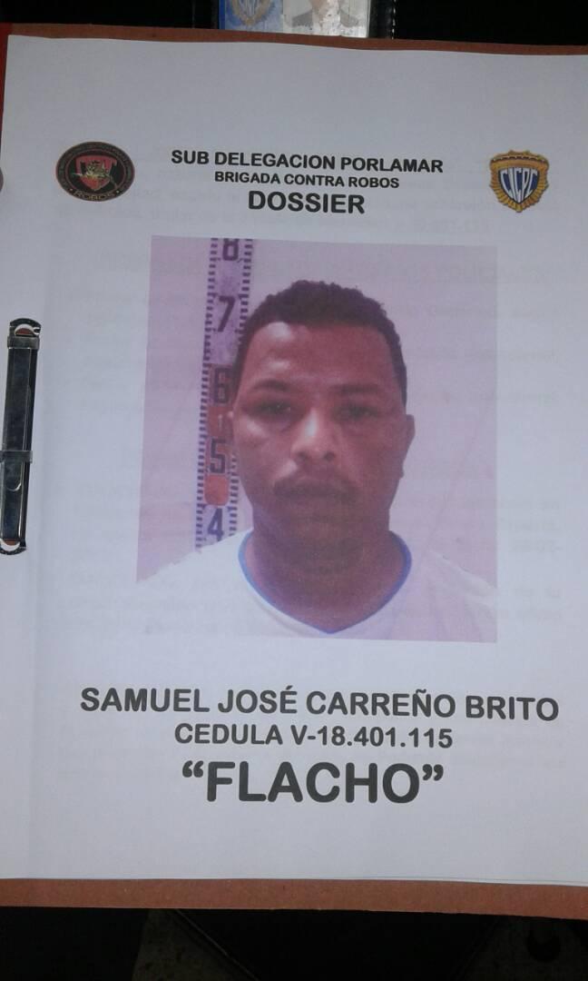 Ultiman a homicida fugado de Puente Ayala en Nueva Esparta