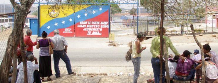 Tres reos se fugan de cárcel de Uribana en Lara