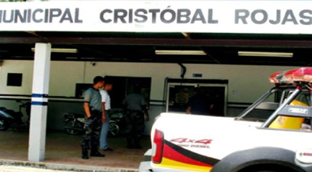 Ocho presos se fugaron de calabozo policial ubicado en Charallave