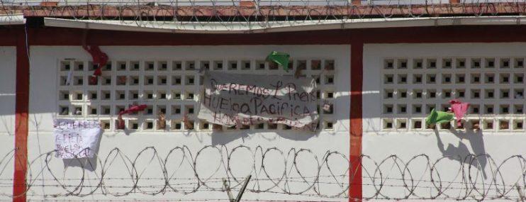 Presas de Uribana en Lara denuncian hambruna