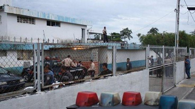 Zulia: Presos del retén de San Carlos protestan por falta de servicio eléctrico
