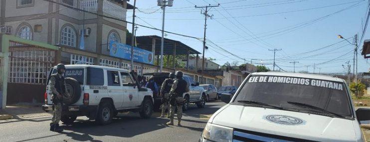 Recluso de los calabozos del Cicpc falleció en Hospital de Ciudad Guayana