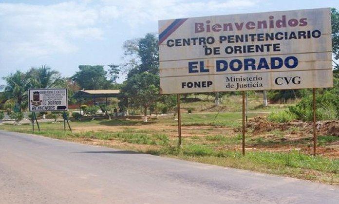 Reclusos de la cárcel de El Dorado en Bolívar secuestraron a dos custodios