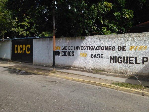 Asesinaron a golpes a detenido en Cicpc de Valencia