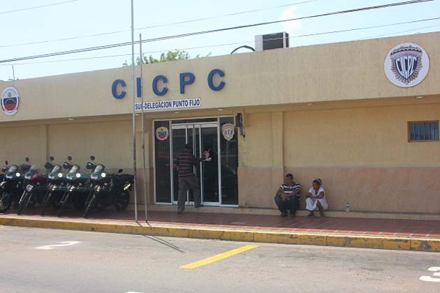 Reo fue herido al ser recapturado tras fugarse del CICPC
