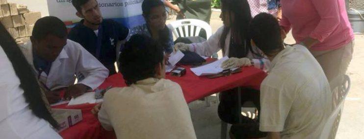 Edo. Nueva Esparta: Alcaldía de Marcano brindó atención médica a 24 privados de libertad