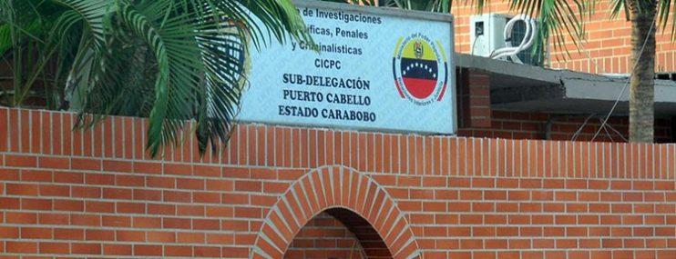 Presos tomaron como rehén a funcionario del Cicpc en Puerto Cabello