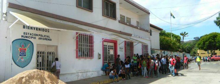 Motín en base policial de Nueva Esparta deja 9 heridos