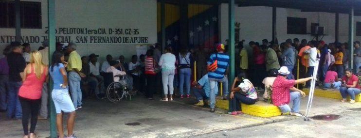 150 privados de libertad pudieron votar en Internado Judicial de San Fernando en elecciones presidenciales este domingo #20may.