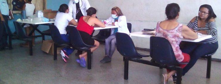 Reos de Polifalcón y Cicpc fueron atendidos en jornada médico-legal