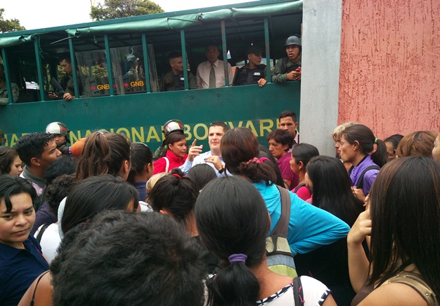 Privados de libertad de calabozos del Cicpc-Mérida en huelga de sangre por tratos inhumanos