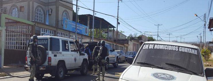 Detenido del Cicpc falleció en hospital de Ciudad Guayana