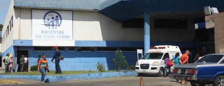 Edo. Bolívar – Recluso del CICPC Ciudad Guayana falleció en el hospital