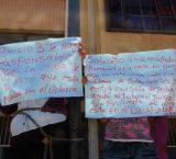 Lara: Se encadenan frente al alcalde  y logran beneficio para privado  de libertad en Uribana