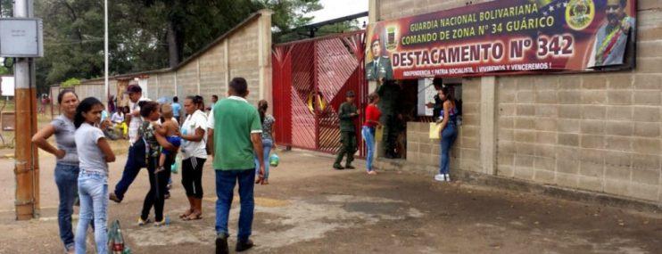 Intento de fuga terminó con tres reos asesinados en Guárico