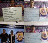 Bolívar:Cinco detenidos se fugaron de los calabozos de la PNB