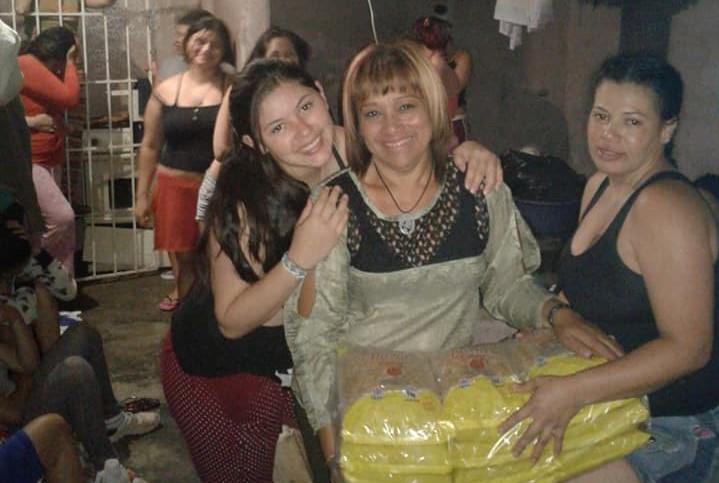 Privadas de libertad en anexo femenino y otros CDP de Mérida recibieron alimentación y atención pre hospitalaria