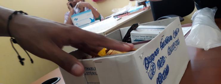 El preso se cura de tuberculosis si la familia le busca el tratamiento