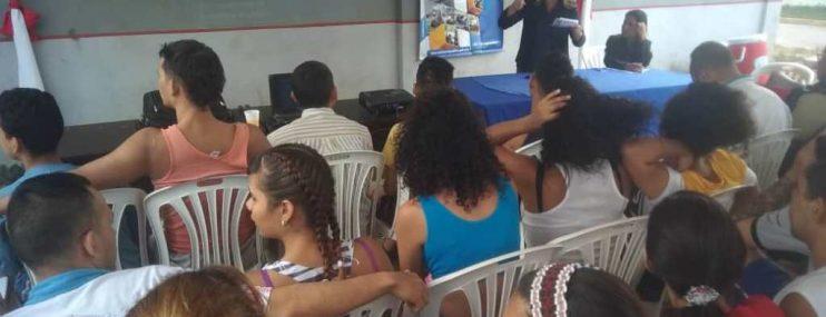 Carabobo: Privados de Libertad en Guacara participaron en taller sobre el Sida