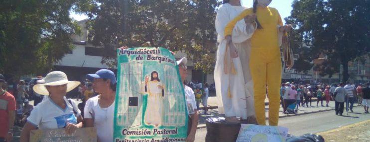 """Lara: """"Divina Pastora ruega por los privados de libertad"""""""