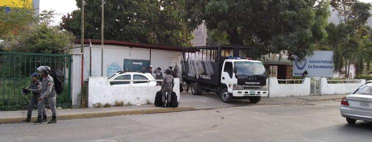 131 detenidos en Aragua luego del 23 de enero