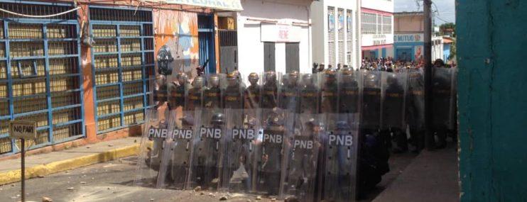 Al menos 28 detenidos dejaron protestas contra Nicolás Maduro en Guárico