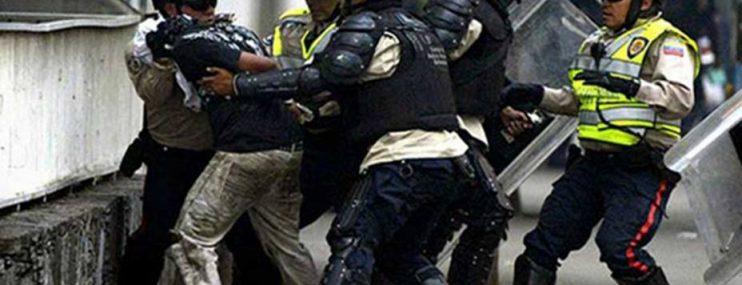 Zulia: Detenidos en manifestaciones adquirieron infecciones en la piel en comando de la GNB de Maracaibo