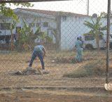 Lara: Limpian y arreglan penales ante posible visita de la ONU